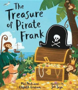 Omslag - The Treasure of Pirate Frank