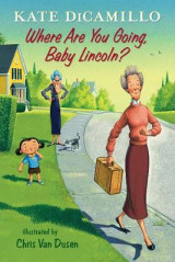 Omslag - Where Are You Going, Baby Lincoln?