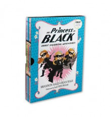 The Princess in Black: Three Smashing Adventures av Shannon Hale og LeUyen Pham (Heftet)