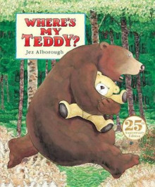 Where's My Teddy? av Jez Alborough (Heftet)