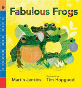 Omslag - Fabulous Frogs