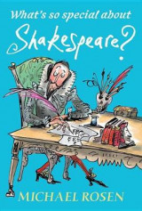 Omslag - What's So Special about Shakespeare?