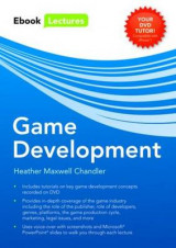 Omslag - Ebook Lectures: Game Development