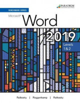 Omslag - Benchmark Series: Microsoft Word 2019 Levels 1&2