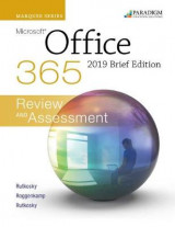 Omslag - Marquee Series: Microsoft Office 2019 - Brief Edition