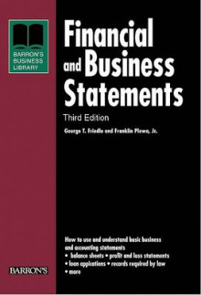 Financial and Business Statements av Franklin J. Plewa og George T. Friedlob (Heftet)