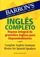 Complete English Grammar Review for Spanish Speakers av Theodore Kendris (Heftet)