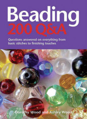 Beading: 200 Q&A av Ashley Wood og Dorothy Wood (Innbundet)