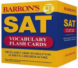 Omslag - SAT Vocabulary Flash Cards
