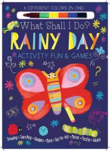 Omslag - Rainy Day Activity Fun & Games