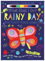 Rainy Day Activity Fun & Games av Elizabeth Golding (Kartonert)
