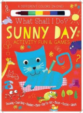 Sunny Day Activity Fun & Games av Elizabeth Golding (Kartonert)