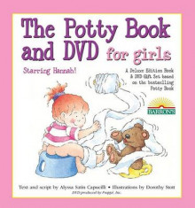 The Potty Book and DVD for Girls Starring Hannah! Gift Set av Alyssa Satin Capucilli (Blandet mediaprodukt)