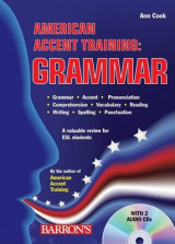 Omslag - American Accent Training: Grammar