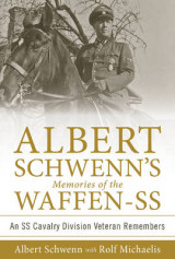 Omslag - Albert Schwenns Memories of the Waffen-SS