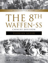 Omslag - The 8th Waffen-SS Cavalry Division