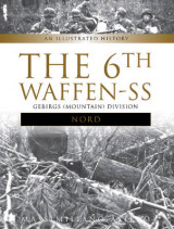 Omslag - The 6th Waffen-SS Gebirgs (Mountain) Division