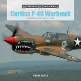 Omslag - Curtiss P-40 Warhawk