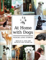 Omslag - At Home with Dogs: Rescue Love Stories
