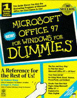 Omslag - Microsoft Office 97 for Windows for dummies