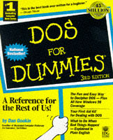 DOS For Dummies av Dan Gookin (Heftet)