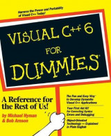 Omslag - Visual C ++ 6 for dummies