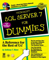 Omslag - Microsoft SQL server 7 for dummies