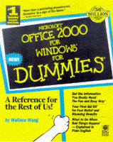 Omslag - Microsoft office 2000 for Windows for dummies