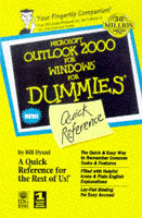 Omslag - Microsoft Outlook 2000 for Windows for dummies