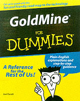 GoldMine For Dummies av Joel Scott (Heftet)