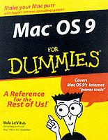 Mac OS 9 for dummies av Bob LeVitus (Heftet)