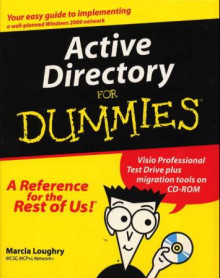 Active directory for dummies av Marcia Loughry (Heftet)
