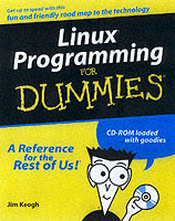 Omslag - Linux Programming For Dummies