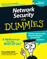 Network Security For Dummies av Chey Cobb (Heftet)