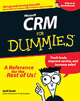 Microsoft CRM For Dummies av Joel Scott og Michael DeLisa (Heftet)