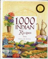1000 Indian Recipes av Neelam Batra (Innbundet)