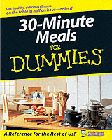 30-minute Meals for Dummies av Beverly Bennett (Heftet)