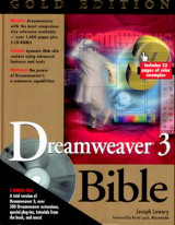 Omslag - Dreamweaver 3 bible
