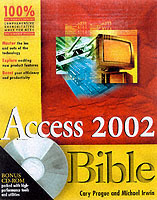 Access 2002 bible (Heftet)