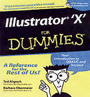 Illustrator 10 for Dummies av Ted Alspach (Heftet)