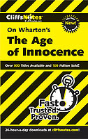 CliffsNotes on Wharton's The Age of Innocence av Susan Van Kirk (Heftet)