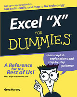 Excel 2003 for Dummies av Greg Harvey (Heftet)