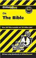 CliffsNotes on The Bible av Charles H. Patterson (Heftet)