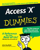 Access X For Dummies av John Kaufeld (Heftet)