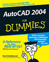 AutoCAD 2004 For Dummies av Mark Middlebrook (Heftet)