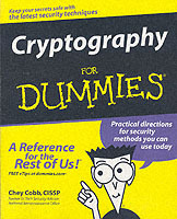Cryptography For Dummies av Chey Cobb (Heftet)