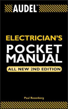 Audel Electrician's Pocket Manual av Paul Rosenberg (Heftet)