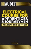 Audel Electrical Course for Apprentices and Journeymen av Paul Rosenberg (Heftet)