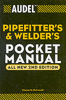 Audel Pipefitter's and Welder's Pocket Manual av Charles N. McConnell (Heftet)