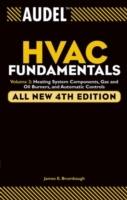 Audel HVAC Fundamentals: Heating System Components, Gas and Oil Burners and Automatic Controls av James E. Brumbaugh (Heftet)
